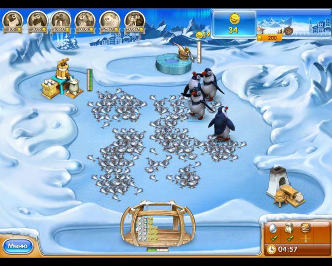Скриншот из демо-версии игры Веселая ферма 3.