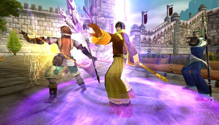 к игре 4Story: Three Kingdoms & One Hero