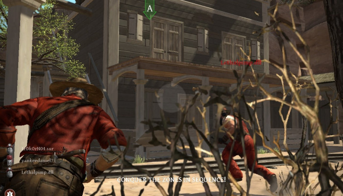 к игре Lead and Gold: Gangs of the Wild West