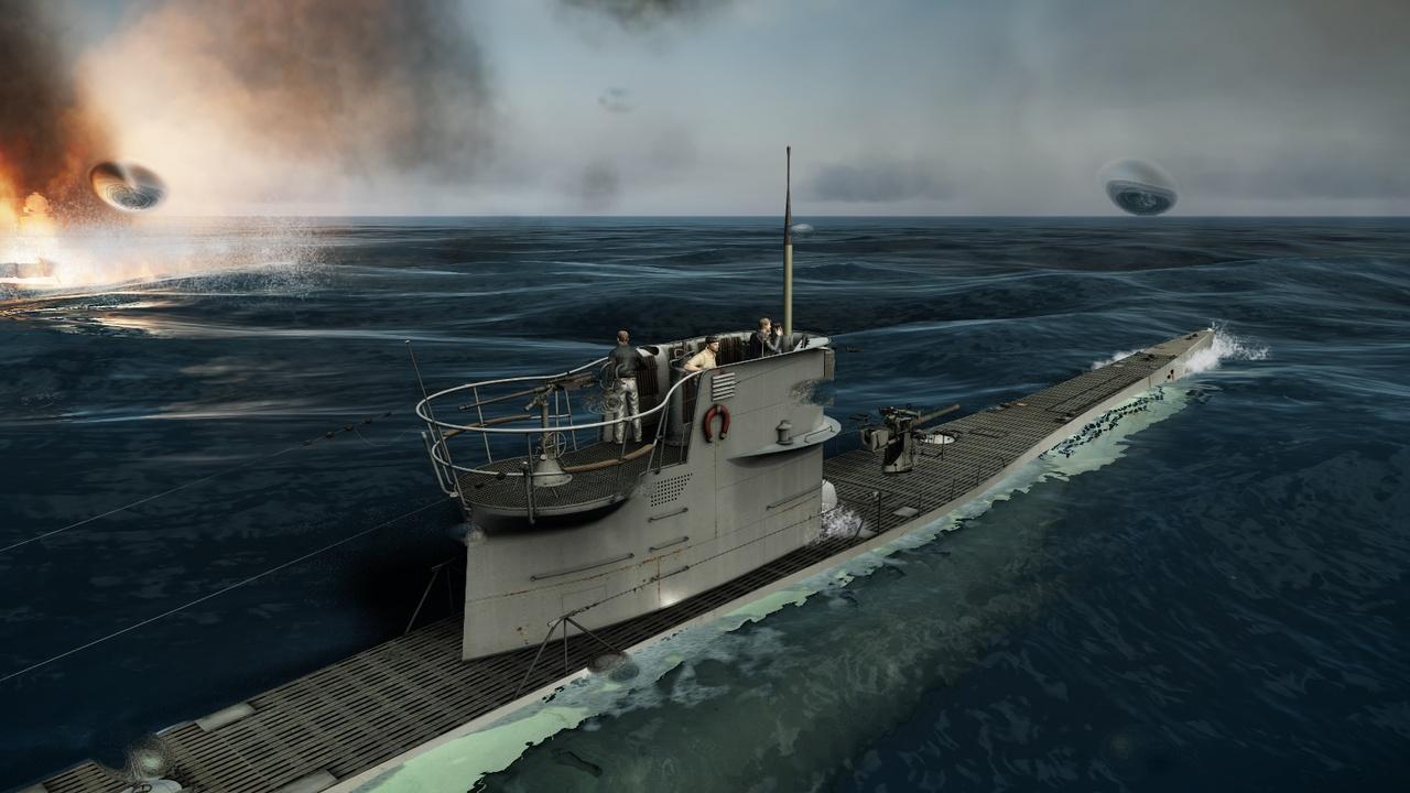 Silent Hunter V Battle of the Atlantic  Википедия