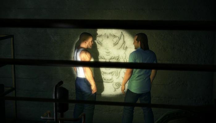 к игре Prison Break: The Conspiracy