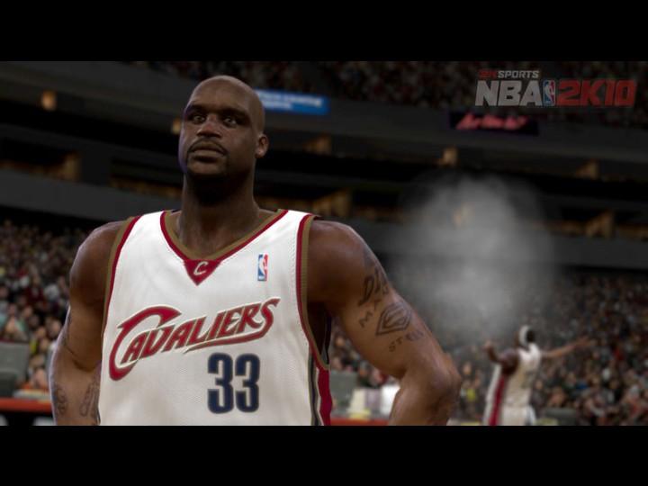 NBA 2K10 - является логическим продолжением серии игр. Предыдущая игра это