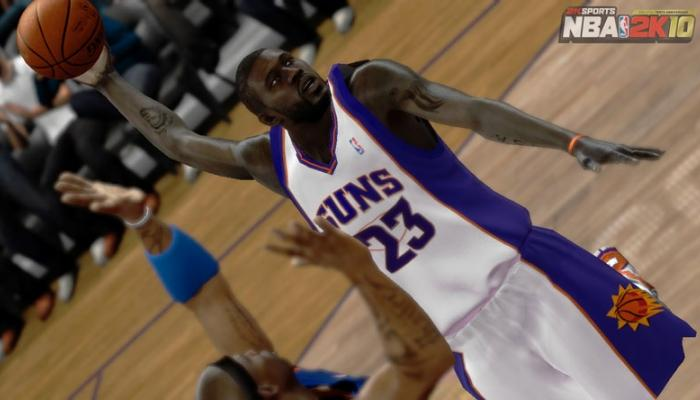 NBA 2K10 2K Sports NBA 2010NBA 2010.