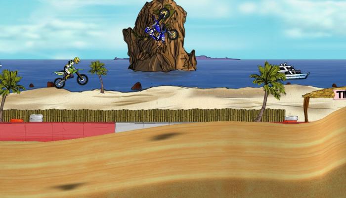 к игре Mad Skills Motocross