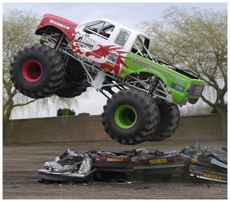 к игре Monster Trucks