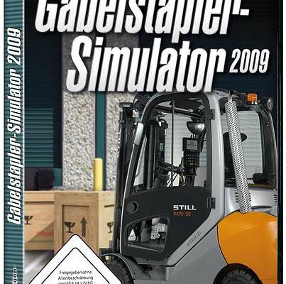 к игре Forklift Truck Simulator 2009