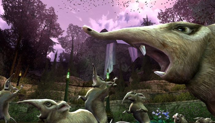 к игре Lord of the Rings Online: Siege of Mirkwood, The