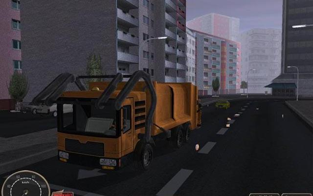 к игре Big City Rigs: Garbage Truck Driver