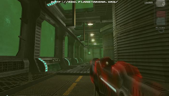 к игре Alien Arena 2009