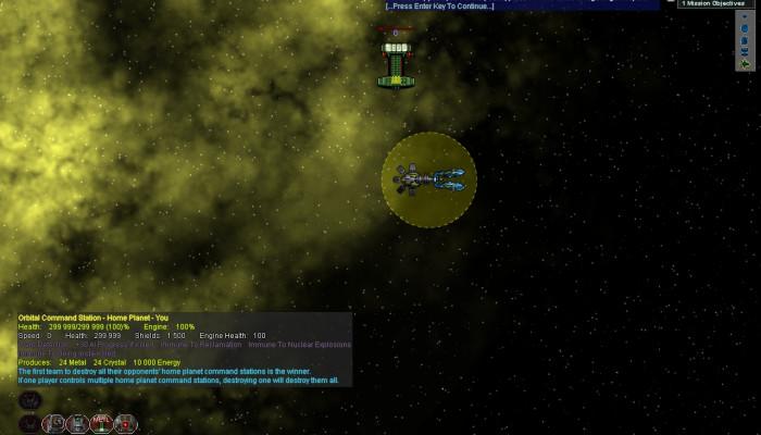 к игре AI War: Fleet Command