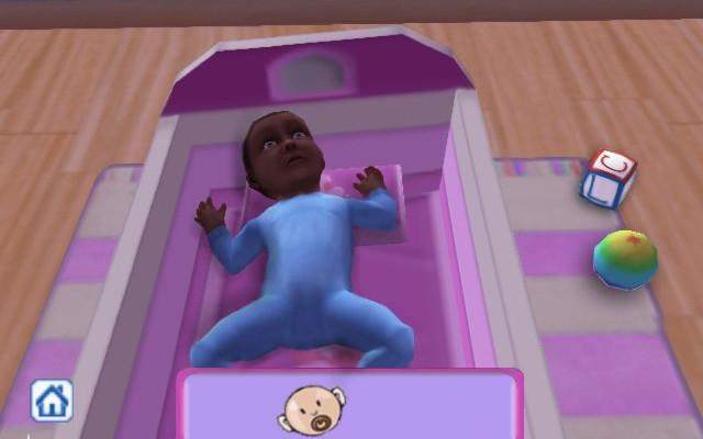 к игре My Little Baby