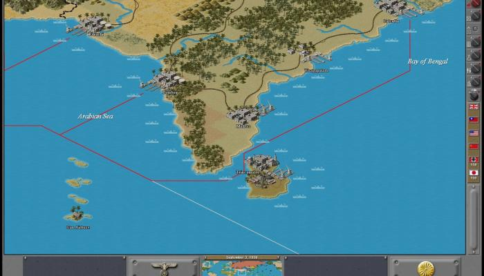 к игре Strategic Command: WWII Global Conflict