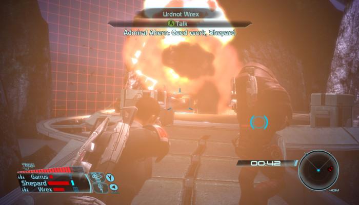 к игре Mass Effect: Pinnacle Station