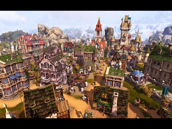 Новые скриншоты The Settlers 7: Paths to a Kingdom :: NoCD / NoDVD для игр,