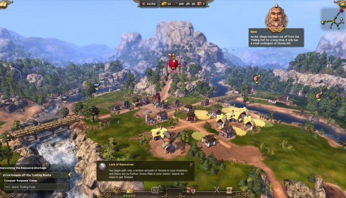 к игре Settlers 7: Paths to a Kingdom, The