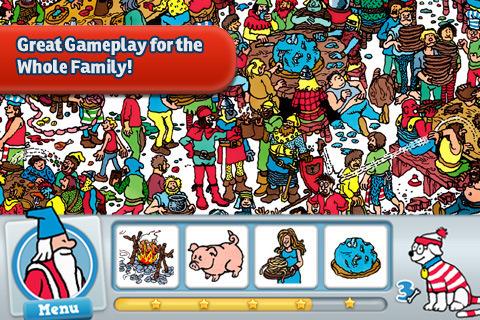 к игре Where's Waldo? The Fantastic Journey