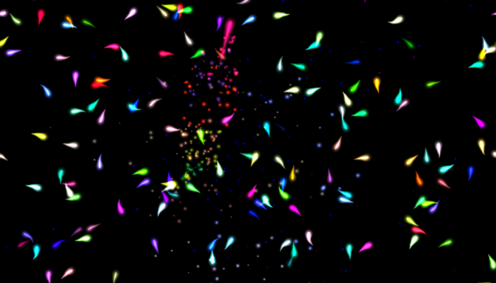 к игре Particle