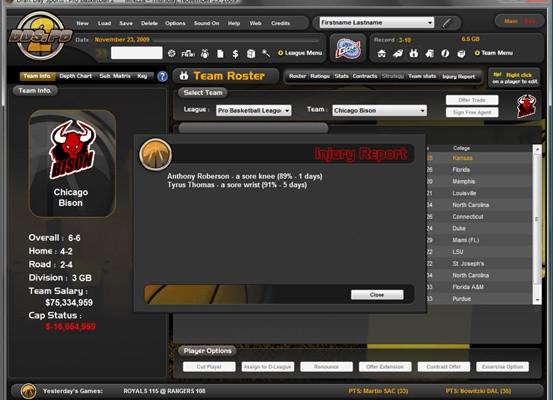 к игре Draft Day Sports: Pro Basketball 2