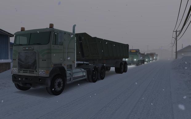 к игре 18 Wheels of Steel: Extreme Trucker