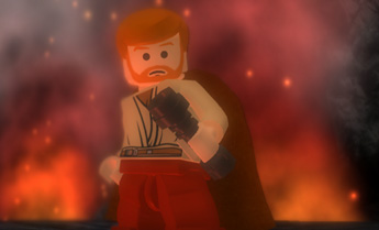 к игре LEGO Star Wars: The Complete Saga