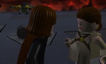 к игре LEGO Star Wars: The Complete Saga