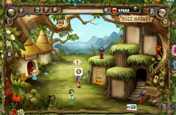 Garden party theme games online