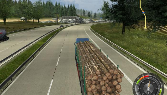 к игре German Truck Simulator