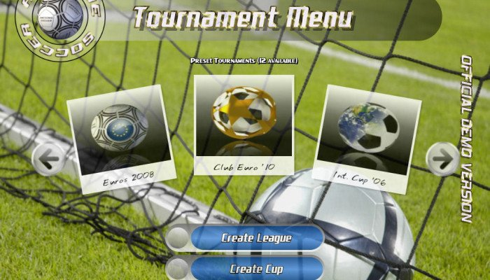 к игре Awesome Soccer