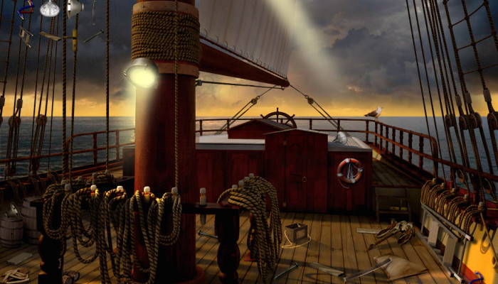 к игре Mystery of the Mary Celeste, The