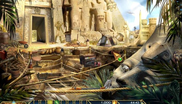 к игре Luxor Adventures