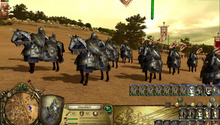 к игре Lionheart: Kings' Crusade