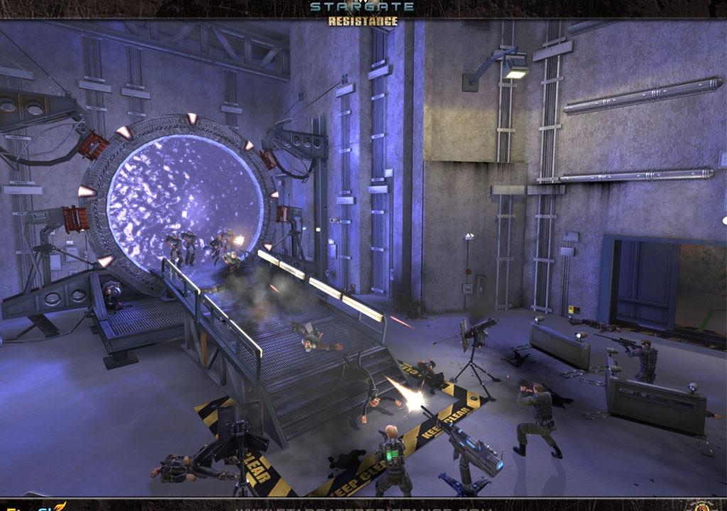 скачать торрент Stargate Resistance скачать - фото 5