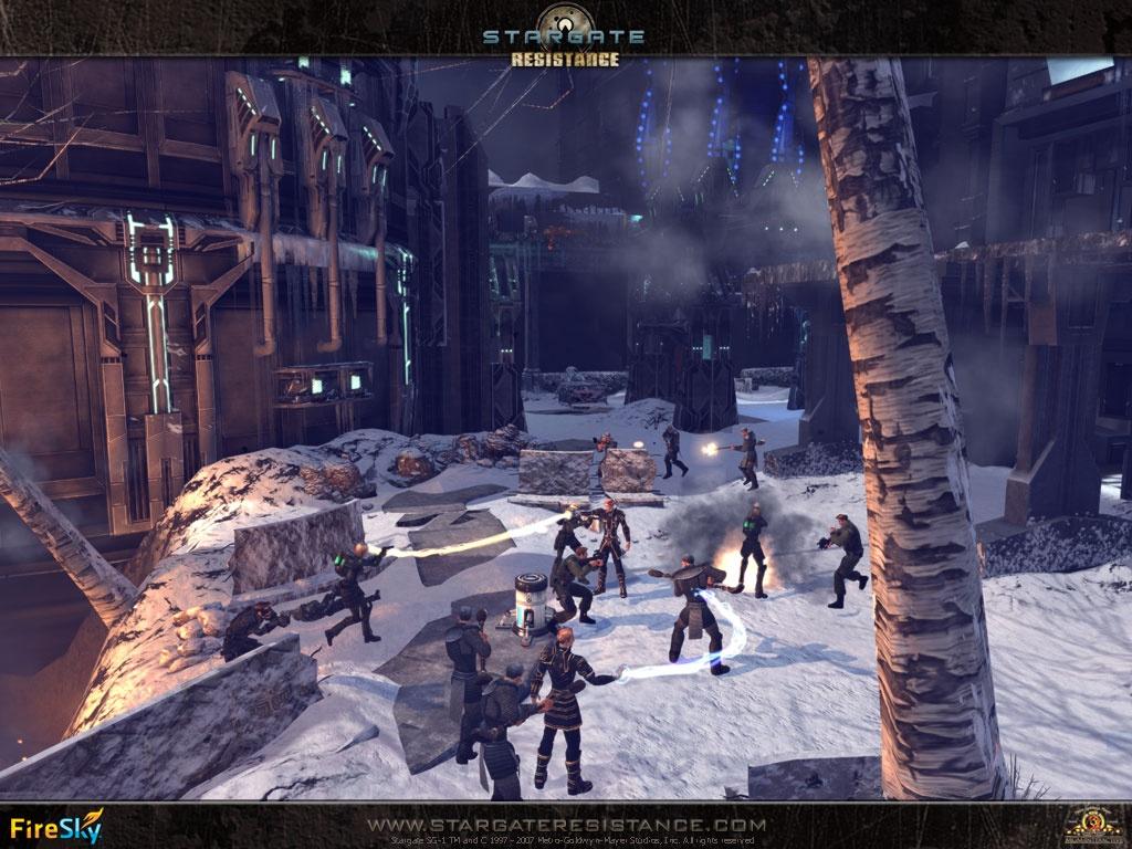 скачать торрент Stargate Resistance скачать - фото 3