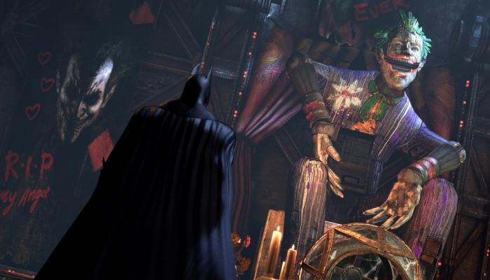 к игре Batman: Arkham City