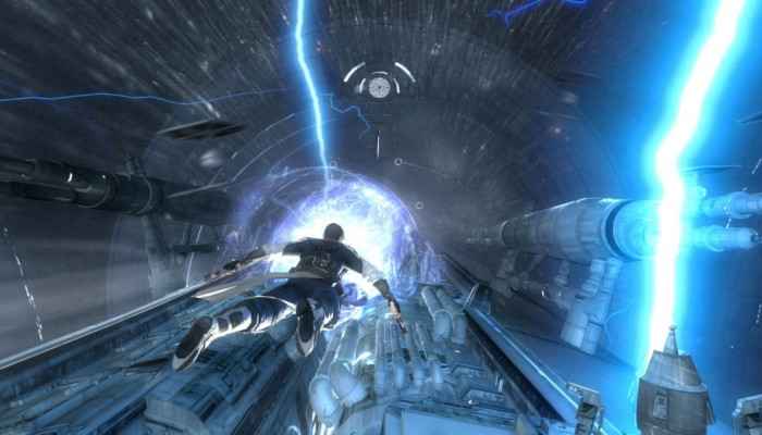 к игре Star Wars: The Force Unleashed 2