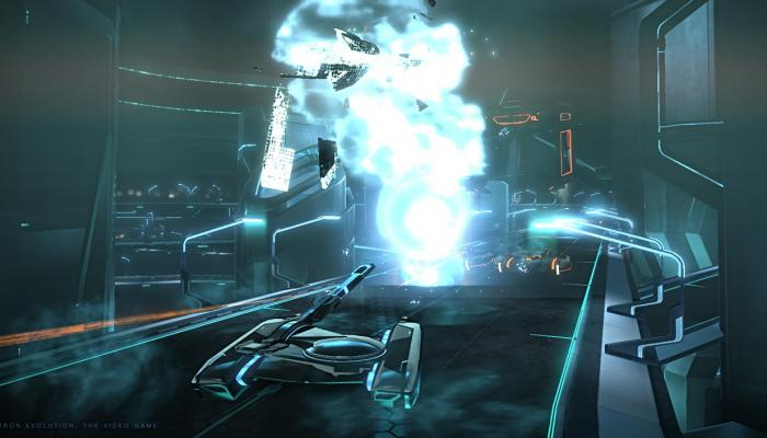 к игре TRON Evolution: The Video Game