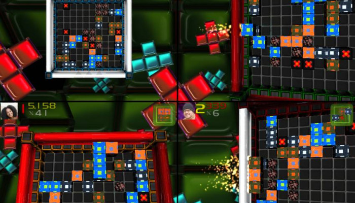 к игре Multiblocks