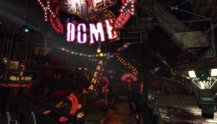 к игре Borderlands: Mad Moxxi's Underdome Riot