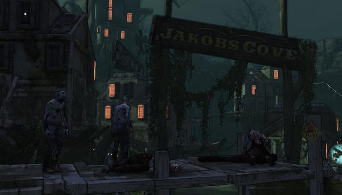 к игре Borderlands: Zombie Island of Dr. Ned