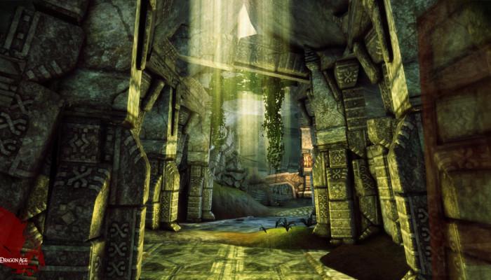 к игре Dragon Age: Origins - The Stone Prisoner