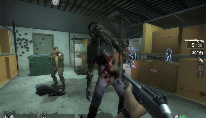 к игре Left 4 Dead - Crash Course