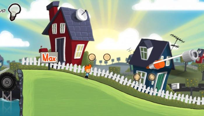 к игре Max & the Magic Marker