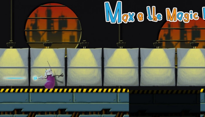 к игре Max & the Magic Marker
