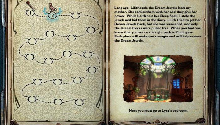 к игре Dream Chronicles