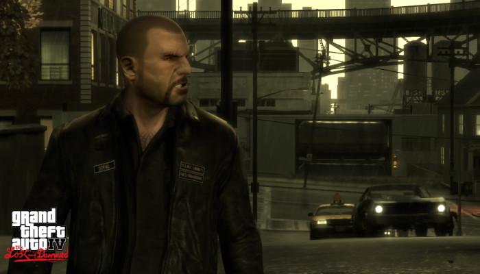 к игре Grand Theft Auto 4: Episodes From Liberty City