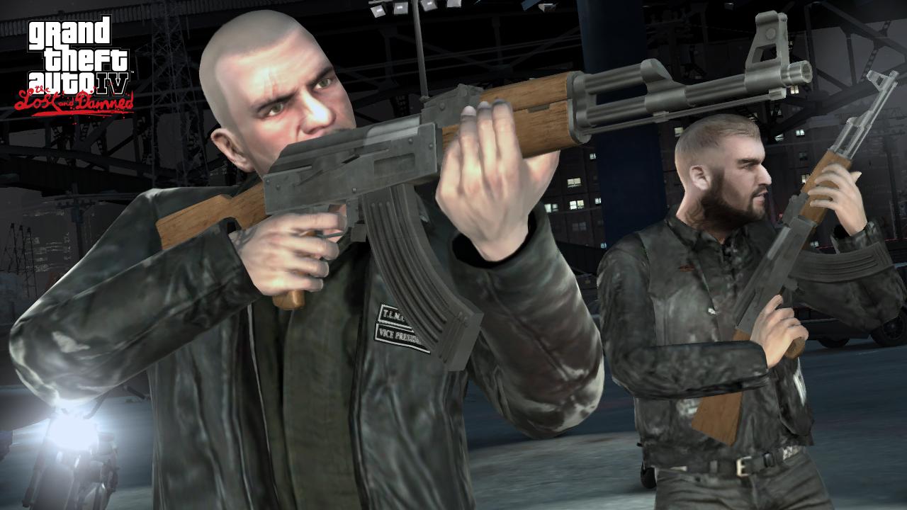 Скриншот GTA 4 / Grand Theft Auto IV: Episodes From Liberty City (2010) REPACK ОТ R.G. МЕХАНИКИ скачать торрент бесплатно