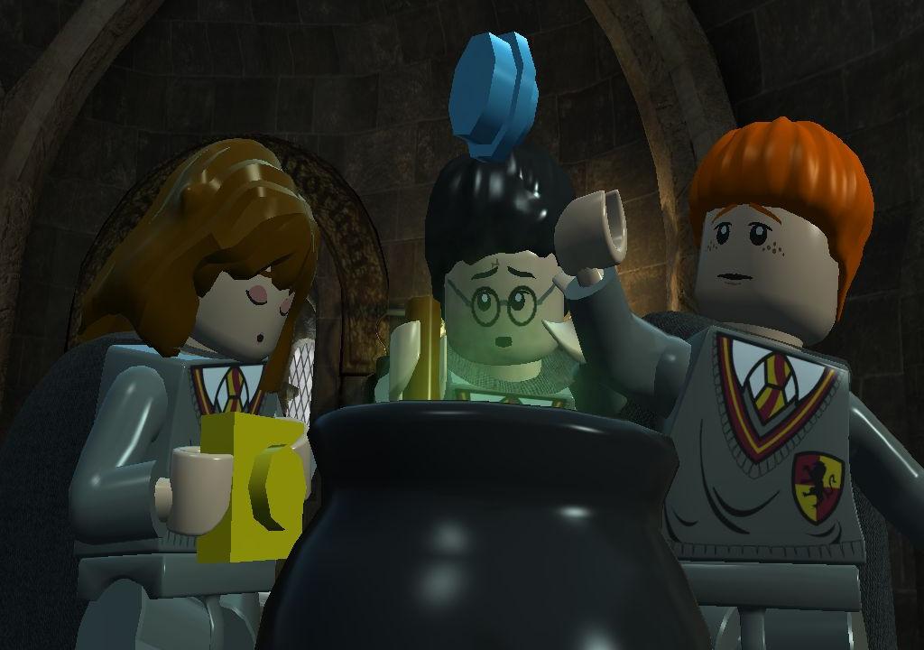 Lego harry potter хогвартс