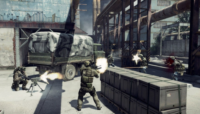 к игре Tom Clancy's Ghost Recon: Future Soldier