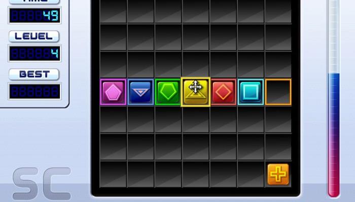 к игре Slide Colors