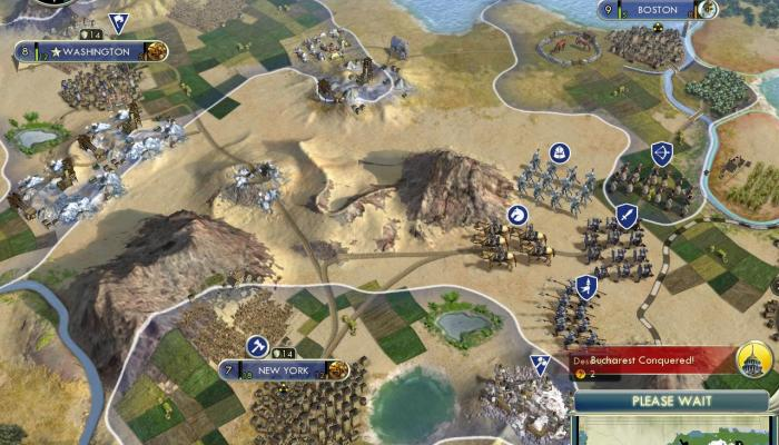 к игре Sid Meier's Civilization 5